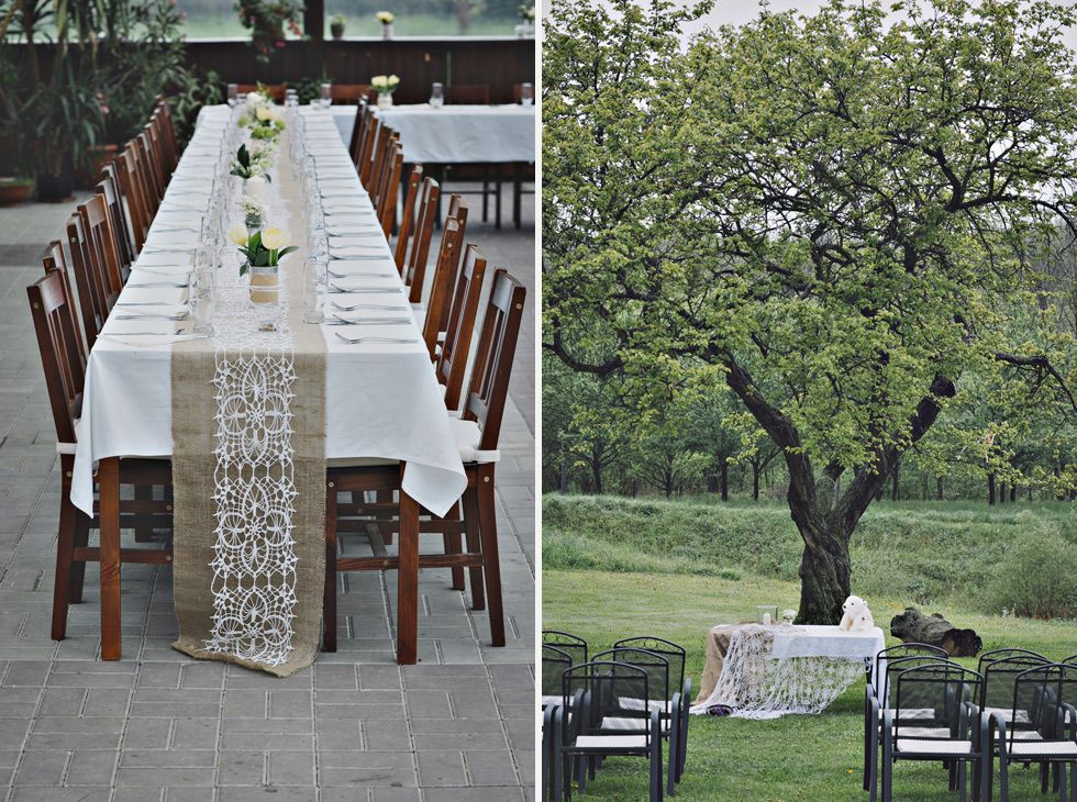 DIY wedding in Kunovice