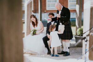 Wedding in Brussels