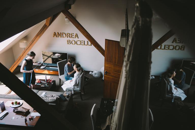Villa richter wedding